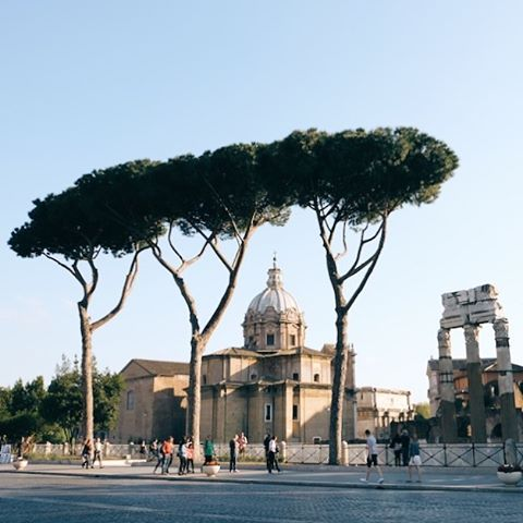 I spent some really inspiring days in Rome at wayupnorthhellip