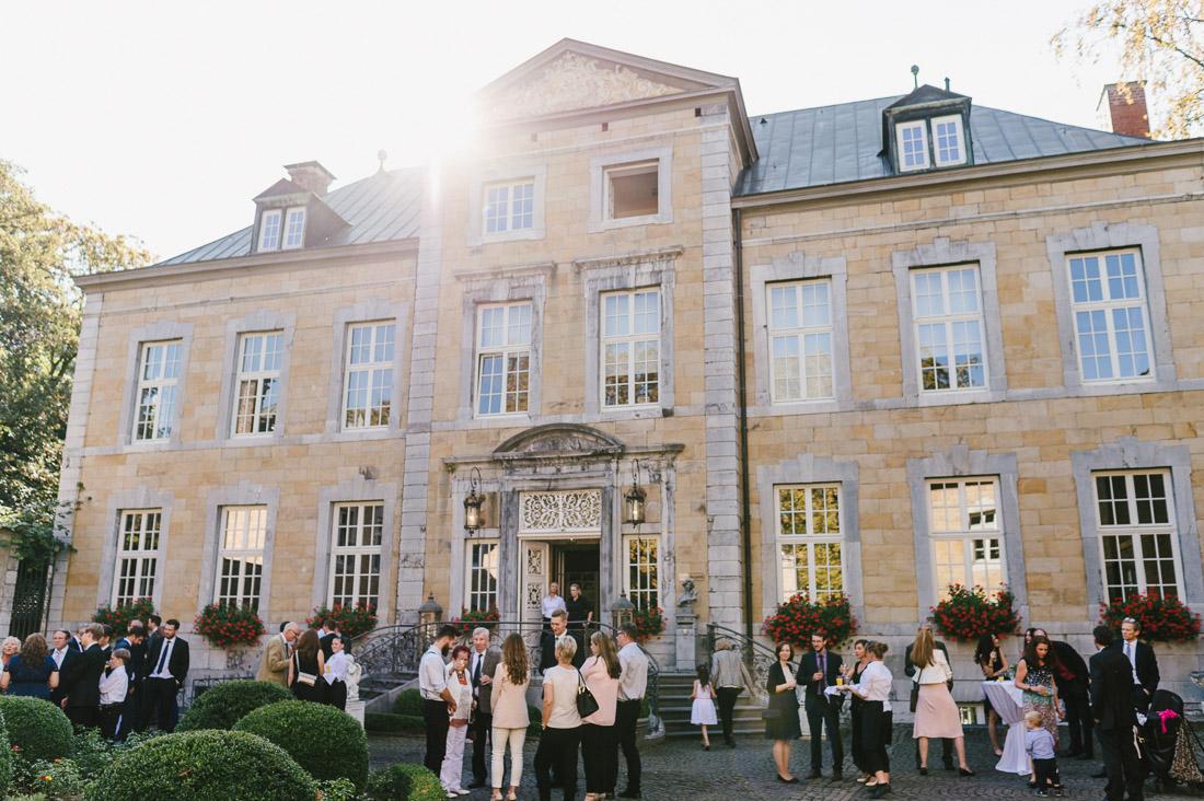 Boho-Vintage-Hochzeit Aachen Stolberg