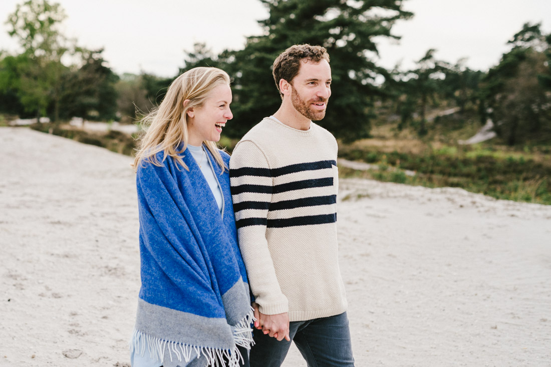 Paarshooting Heide - Sarah & Frederik